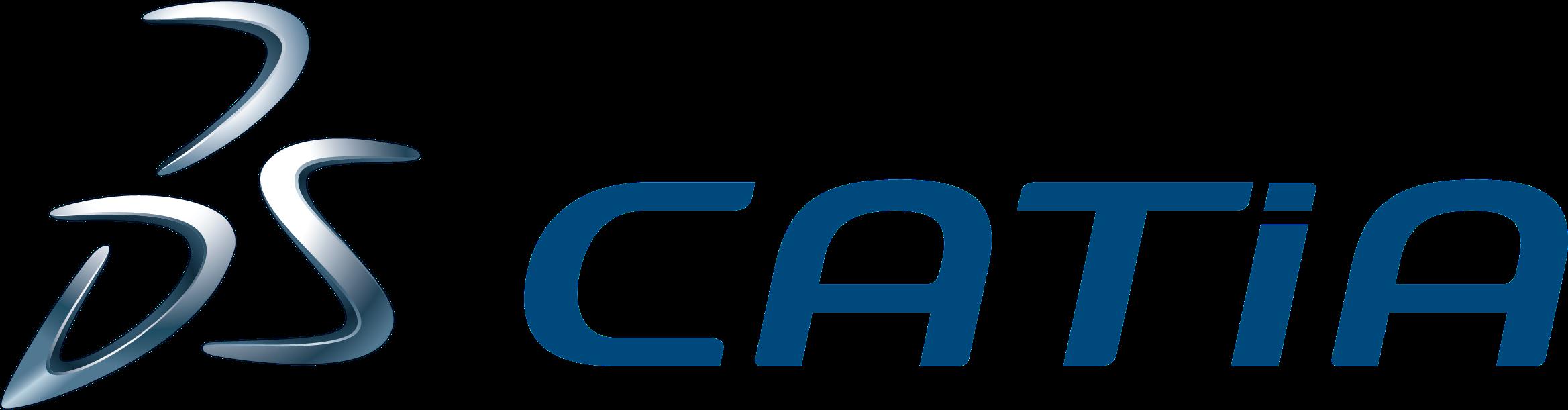 CATIA Blue Logostyle