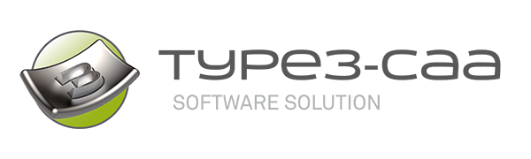 TYPE3-CAA Logo Grey